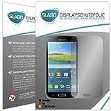 Slabo 2 x Bildschirmschutzfolie Samsung Galaxy K Zoom Bildschirmschutz Schutzfolie Folie No Reflexion|Keine Reflektion MATT - Entspiegelnd Made IN Germany