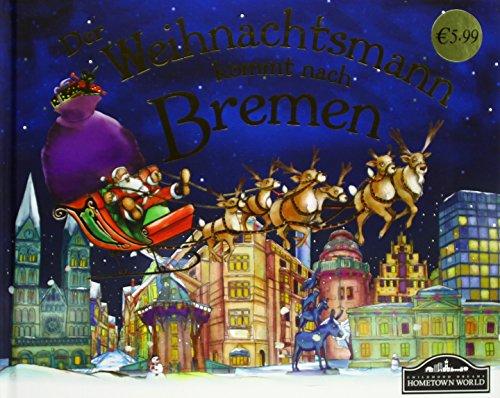 Der Weihnachtsmann kommt nach Bremen: Wenn der Weihnachtsmann mit seinem großen Schlitten die Geschenke vom Nordpol nach Bremen bringt, dann erwartet ihn jedes Jahr ein spannendes Abenteuer.