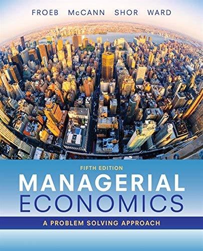 Managerial Economics (MindTap Course List)