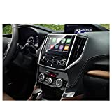 hzjuyicn Screen Protector Compatible with 2021 Subaru Forester Ascent Impreza Crosstrek 8 Inch Touch Screen, 9H Anti-Scratch and Shock Resistant, Navigation Protection Accessories Tempered Glass