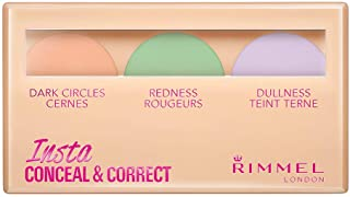 Rimmel London Insta Conceal and Correct Palette, multocolor, 8.4 g