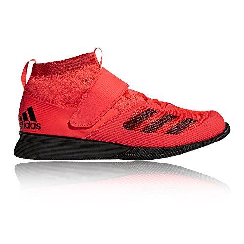 adidas Herren Crazy Power RK Multisport Indoor Schuhe, Rot (Red Bb6361), 42 EU