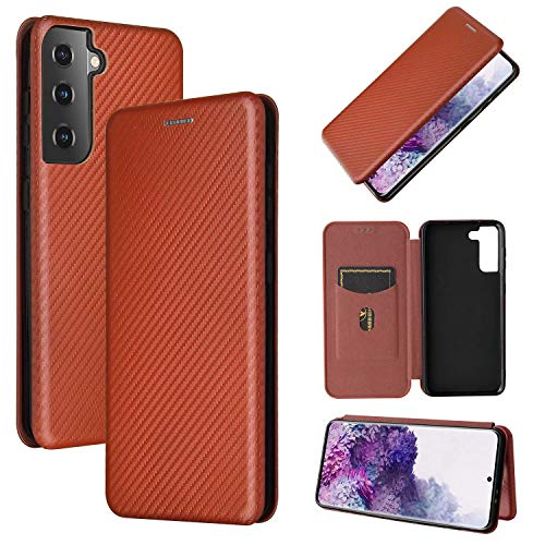 SOUFU for Huawei 40 Pro Plus Case,Magnetic tpu+pu leather case with shock and drop resistance,for Huawei 40 Pro Plus-brown