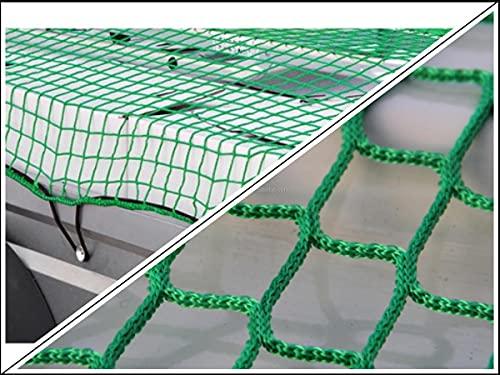Marwotec Anhängernetz 2x3m, Gepäcknetz, zur Ladungssicherung, 2 x 3 m, Containernetz, Sicherungsnetz