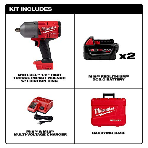 Milwaukee 2767-22 Fuel High Torque 1/2