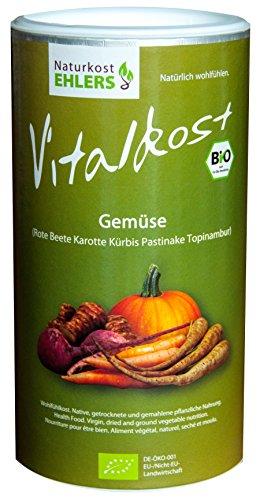 Amaranth und Quinoa Drink: Bio-Superfood Gemüse - Zweimonatspackung 375 g