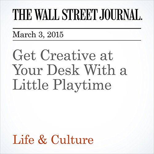 Get Creative at Your Desk With a Little Playtime cover art