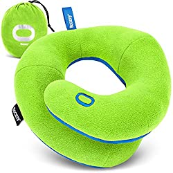 BCOZZY Kids Travel Neck Pillow