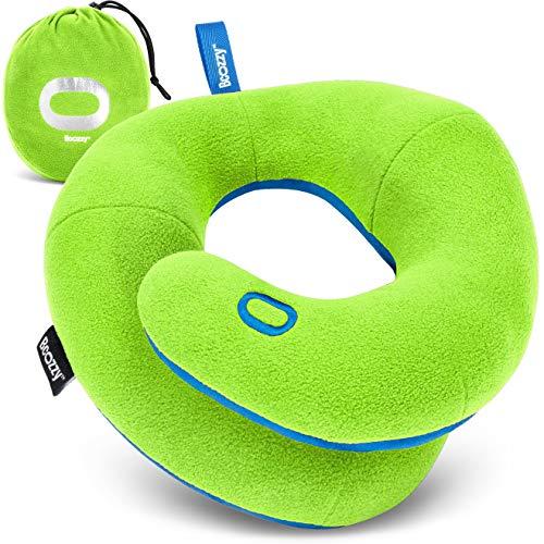 Best Travel Pillows for Kids - BCOZZY Kids Travel Pillow