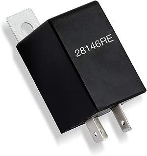 Dracarys 28146 Relay Replacement Electric Vacuum Pump Relays for Brake Booster Vacuum Pump Kit Electric Vacuum Pump (28146RE)