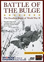 American Experience: Battle of the Bulge [DVD] [Import]