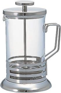 HARIO (ハリオ) ハリオール ブライト コーヒー & ティー フレンチ プレス 4杯用 THJ-4SV