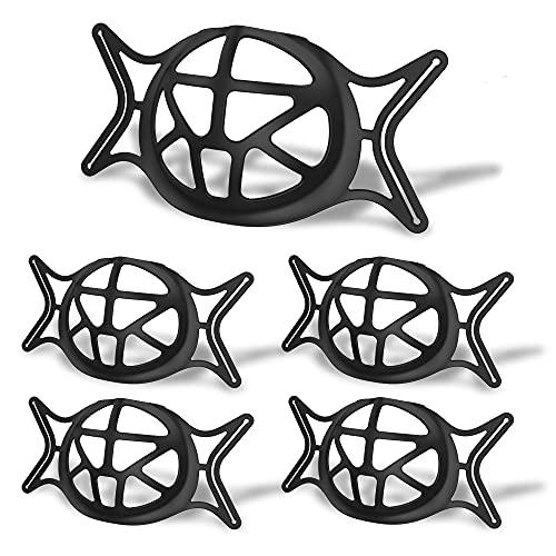 COVELL 3D Innere Stützrahmen, Innenhalterung, Wiederverwendbare Innere Halterung Waschbare Silikon Halterung