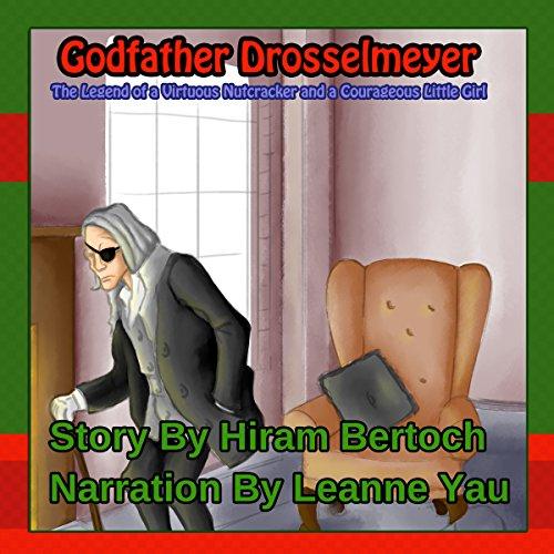 Godfather Drosselmeyer audiobook cover art