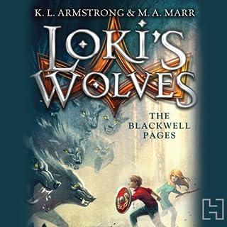 Loki's Wolves cover art