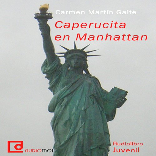 Caperucita en Manhattan [Little Red Riding Hood in Manhattan] audiobook cover art