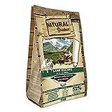 NATURAL GREATNESS - Pienso Natural Sin Cereales de Cordero para Perros con digestiones sensibles Saco 2 kg | ANIMALUJOS
