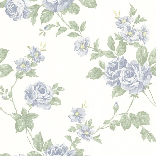BHF, 302-66878, 302-66.878 Bloom Floral Trail, Blu