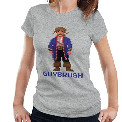 Guybrush Threepwood Pixel Character Monkey Island Women's T-Shirt