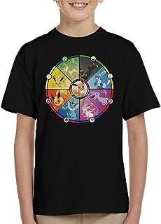Cloud City 7 Eevee Evolution Eevolution Kid's T-Shirt