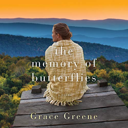 The Memory of Butterflies audiobook cover art