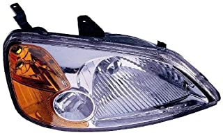 Depo 317-1119R-AS Honda Civic Passenger Side Replacement Headlight Assembly