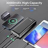 Zoom IMG-2 baseus power bank 30000 mah