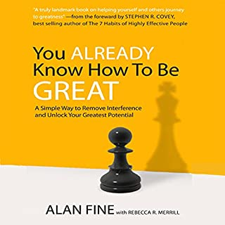 You Already Know How to be Great audiobook cover art