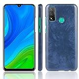 myEstore Étui de téléphone Portable Idéal pour Huawei P Smart 2020 / Nova Lite 3+ Litchi Texture...