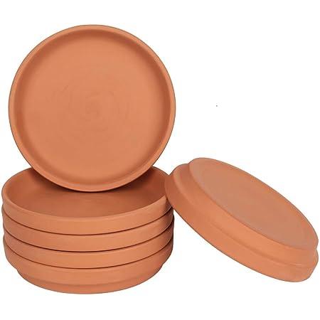 Saucer for small Kokedama dish 7 x 7 x 0.75/'