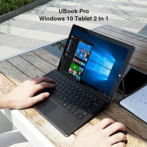 CHUWIUBookPro12.3インチ2in1タブレットPCwindows10CoreM3-8100Y搭載1920X12808GBRAM+SSD256GBROM大容量3.4GHzUSB3.0Type-C802.11a/ac/b/g/nWi-FiIEEE802.11acBluetoothBT4.2(UBookPro8100Y)