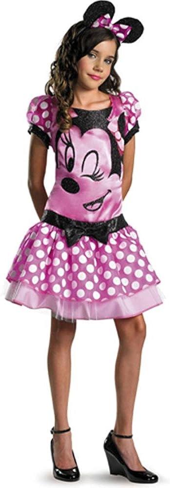 Disguise Disney Girls Pink Minnie Baltimore Mall Memphis Mall Costume Kids Mouse Halloween