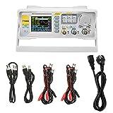 Generador de señal, generador de funciones actualizado AC100-240V FY6900 30MHz Función DDS Generador de señal de forma de onda arbitraria Medidor de frecuencia 250MSa / s(UE)