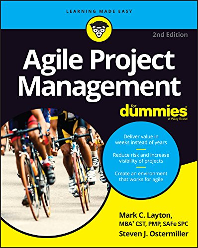 Agile Project Management For Dummies (For Dummies (Computer/Tech)) (English Edition)