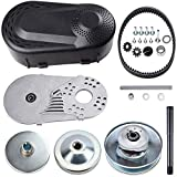 Sibosen Torque Converter for Predator 212CC, 3/4' Go Kart Comet CVT Clutch 10T 40/41 and 12T 35 Chain Engine Drive Replacement Set of 30 Series