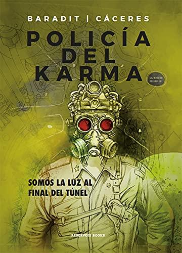 Policía del karma (Spanish Edition)
