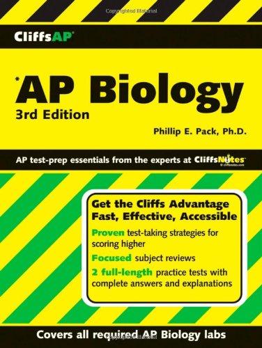 CliffsAP Biology (CliffsNotes AP)