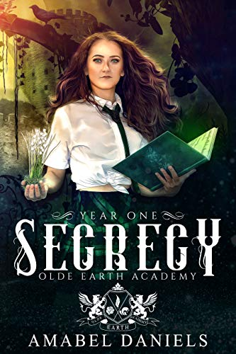 Secrecy: Olde Earth Academy by Amabel Daniels ebook deal