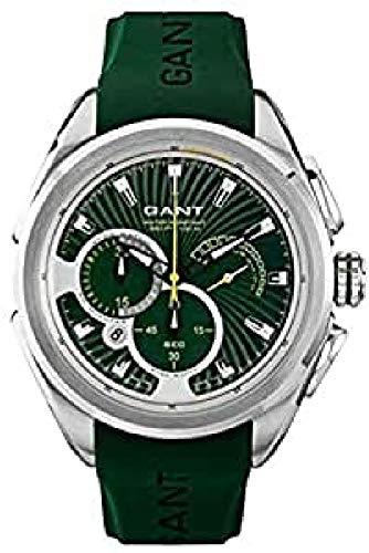 Gant Reloj Analógico para Hombre de Cuarzo con Correa en Caucho 7340015326300