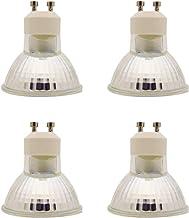 XINYANSEE GU10 LED-lamp 1,5 W, vervangt 20W halogeen, warm wit (3000 K), 100lm 120° kijkhoek, LED-lampen, LED-plafondlampe...