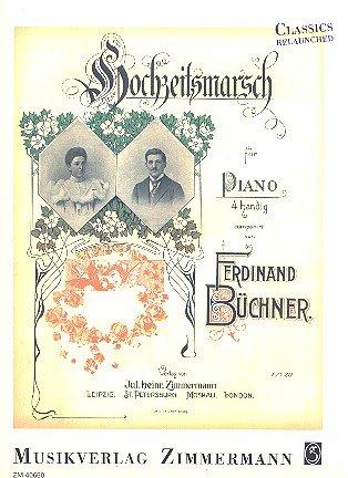 Hochzeitsmarsch: Klavier 4-händig. (Classics Relaunched)