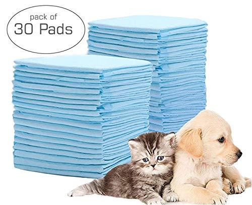 Keraiz Super Absorbent Multi-Layer 60 x 90cm Puppy Pet Pee Toilet Training...