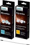 Siemens Reinigungsset: 1x Entkalkungstabletten 00311819 und 1x Reinigungstabletten 00311769 -
