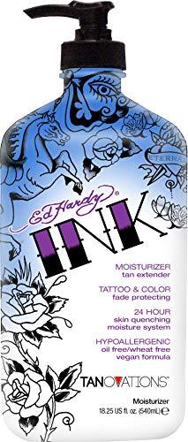 Ed Hardy INK Tattoo & Color Fade Moisturizer Tan Extender 18.75 Ounce