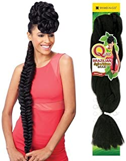 Milkyway Que Synthetic Kanekalon Braids Brazilian Soft&volume Braid 86