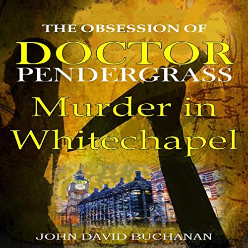 The Obsession of Dr. Pendergrass cover art