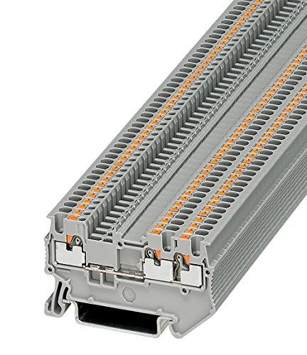 PHOENIX CONTACT Durchgangsklemme PT 1,5/S-TWIN, 50 Stück, 3208155