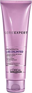 L'Oreal Professionnel Prokeratin Liss Unlimited Smoothing Cream Leave-in, 5.1 Ounce