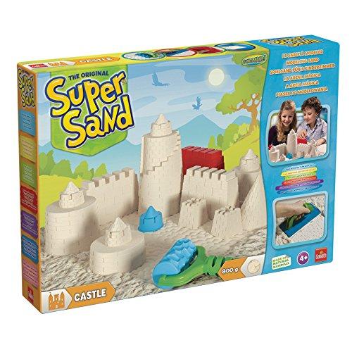Goliath - Super Sand Castle - Loisir créatif - Sable à modeler - 83219.506