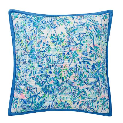 Lilly Pulitzer Cabana Cocktail Reversible Sham, Euro, Multi | Pottery Barn
